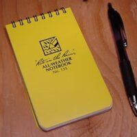 Rite in the Rain 135 spiral notebook
