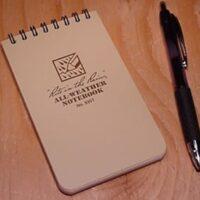 Rite in the Rain 935T spiral notebook - tan