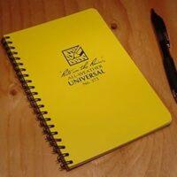Rite in the Rain 373 weatherproof spiral notebook