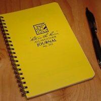 Rite in the Rain 393 weatherproof journal
