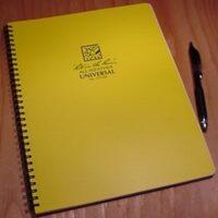Rite in the Rain 373-MX maxi weatherproof notebook