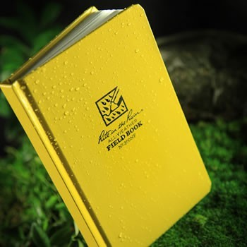 Rite in the Rain 350NF : Numbered Bound Book - Field