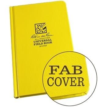 Rite in the Rain 370F : Weatherproof Bound Notebook - Universal